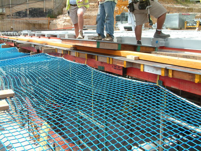 Safety Nets Australia Working At Heights Safely
