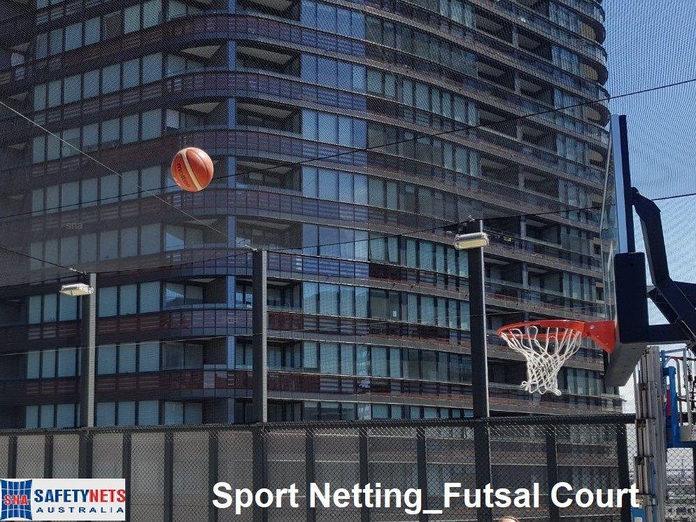 Sport Netting Futsal Court