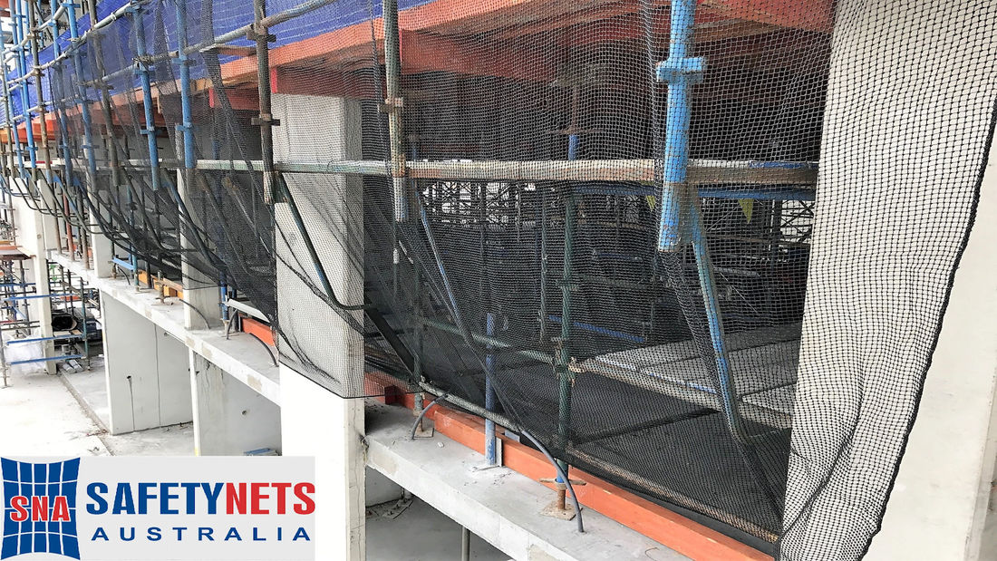 Debris Protection Netting 12x12x15ply