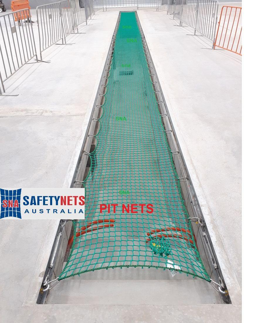 Service Pit Nets